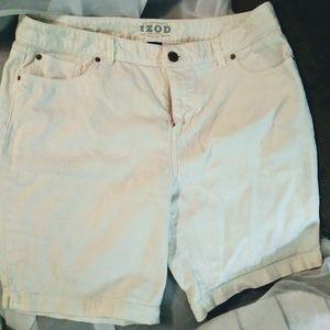 Izod Shorts - 👸Izod White Shorts.